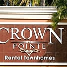 Crown Pointe - Coconut Creek, Florida 33063