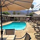 Studio Apartment with Community Pool and BBQ Area - Palm Springs, CA 92262