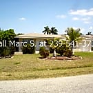 Direct Access Canal - Swimming Pool and Lawn Care - Cape Coral, FL 33914