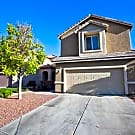 Enchanting 3Bdm 2.5Ba Two Story Home in a Gated Co - Las Vegas, NV 89108