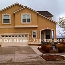 4 Bedroom in Claremont Ranch A must see!! - Colorado Springs, CO 80915