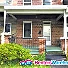 Classic Hampden 2BR 1BA Row House - Baltimore, MD 21211