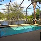 This Executive Style Pool Home on a Wide &  Extens - Cape Coral, FL 33991