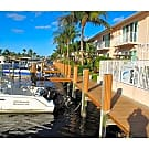 Pompano Townhouse 3/2 garage with dock ! - Pompano Beach, FL 33060