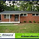 3 Bed / 1 Bath, Atlanta, GA - 1,000 Sq ft - Atlanta, GA 30354