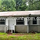 Country-Like Setting 2 Bedroom 1 Bath Home On Almo - Jacksonville, FL 32208