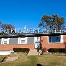 FIRST MONTH FREE TO APPROVED TENANT-Spacious ranch - Cincinnati, OH 45224