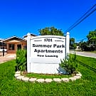 Summer Park Apartments - Killeen, TX 76541