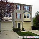 3 Bed Columbia End Unit Townhouse - Columbia, MD 21045