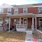 3 Bed / 1.5 Bath Townhouse - $1200 - Baltimore, MD 21222