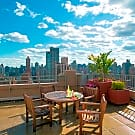 This 1BR/1BA apartment has an open kitchen and lar - New York, NY 10128