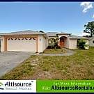 3 Bed / 2 Bath Hudson, FL  - 1, 717 sq ft - Hudson, FL 34667