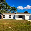 Charming 3/2 with large backyard in Palm Bay - Palm Bay, FL 32907