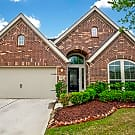 Beautiful 4 BR Home with Lake View - Katy, TX 77493