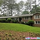 Great 4 BR home in Marietta with hardwood floors! - Marietta, GA 30066