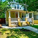 5 br, 4 bath House - 3831 Military Rd NW - Washington, DC 20015