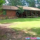 Private and Tranquil! 3 Bedroom Authentic Log... - Douglasville, GA 30135