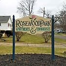 Rosewood Park Apartments - Elyria, OH 44035