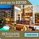 Berkshire Cameron Village - Raleigh, NC 27605
