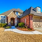 Beautiful 2 story full brick Country French home - Tulsa, OK 74137