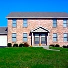 Spacious 1400 SF, 2 Bedroom, 1.5 Bath Townhouse - Greenville, IN 47124