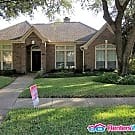 Spacious 4 bdrm/ 2 bth, One-Story home. - Missouri City, TX 77459