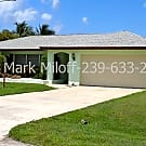 Direct Access 3/2 Pool Home in the Yacht Club area - Cape Coral, FL 33904