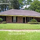 Renovated Home - No Flood Damage - Baton Rouge, LA 70812