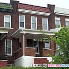 Spacious 3  bedroom Row Home!! - Baltimore, MD 21223
