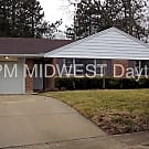 Updated 3 Bedroom 2 Bath Ranch Home! - Dayton, OH 45409