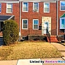 All utilities included in this 2 level 1BR plus... - Baltimore, MD 21213