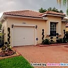 Lakefront Home in Chapel Cove - Pembroke Pines, FL 33029
