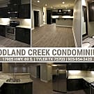 Woodland Creek Condominiums - Tyler, TX 75703