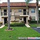 Lovely 2/2 Condo On the Golf Course; 55+ Community - Lake Worth, FL 33467