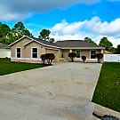 LIKE NEW 3/2/2, FENCE, IN THE HEART OF PALM COAST - Palm Coast, FL 32164
