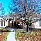 Lovely 3/2/2 With Great Layout In Springtown For R - Springtown, TX 76082