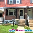 Updated 2BR Row Home in Rosedale - Baltimore, MD 21237
