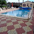 Large Water Front 2-2 Condo,recently updaded,New C - Cape Coral, FL 33904