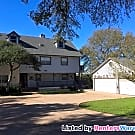 Beautiful Estate with Lake Views - Austin, TX 78734