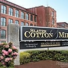 Slater Cotton Mill - Pawtucket, RI 02860