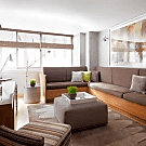 2 Bedroom, 2 Bathroom apartment featuring northern - New York, NY 10011