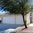 1909 Badger Canyon Ave N. Las Vegas, NV 89031 - North Las Vegas, NV 89031