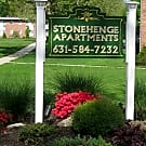 Stonehenge Garden Apartments - Saint James, NY 11780
