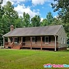 Quaint Country Home - Beaverdam, VA 23015