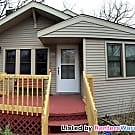 2bed/1bath River View Home Available Jan 1st - Saint Cloud, MN 56304