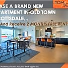 The TOMSCOT Apartments - Scottsdale, AZ 85251