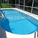 SW 4 Bedroom Pool Home on Gulf Access Canal over 2 - Cape Coral, FL 33914