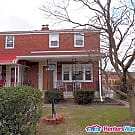 3 Bed / 1.5 Bathroom TH in Halethorpe-... - Halethorpe, MD 21227