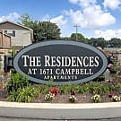 The Residences at 1671 Campbell - Clarksville, TN 37042