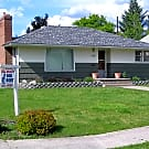 Too Cute! 2BR/2BA Rancher Home w/ Full Basement - Spokane, WA 99205